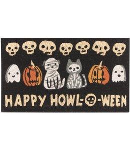 Happy Howloween Doormat