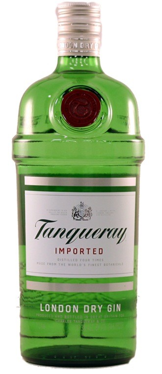Spirits TANQUERAY LONDON DRY GIN