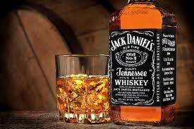Spirits Jack Daniel's Tennessee Sour Mash Old No 7 Black Label  Whiskey