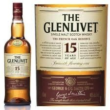 Spirits The Glenlivet 15 Year French Oak Reserve Single Malt Scotch