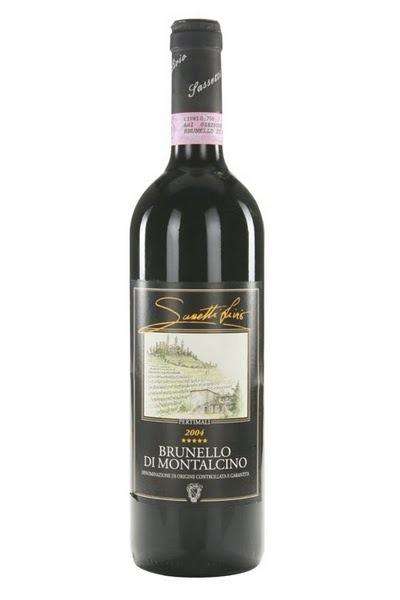 Wine Pertimali Livio Sassetti Brunello di Montalcino Riserva 1990