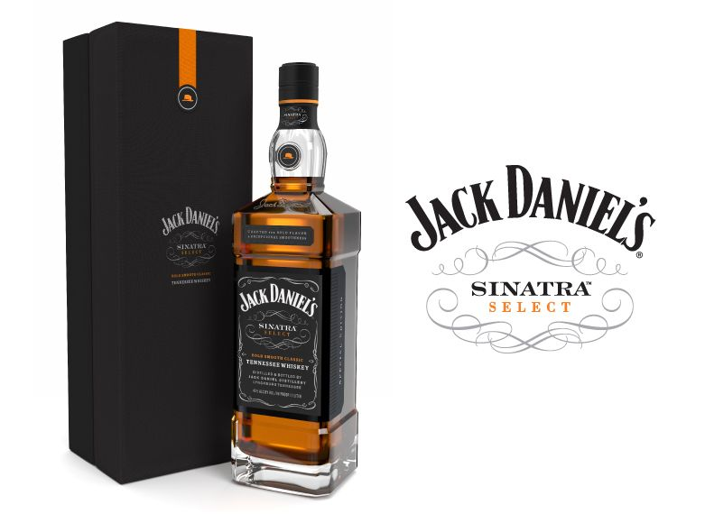 Spirits Jack Daniel's 'Sinatra Select' Whiskey 1L