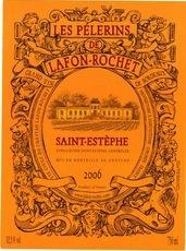 Wine Les Pelerins de Lafon Rochet 2011
