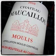 Wine Ch Maucaillou Moulis 2007 1.5L