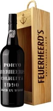 Wine Feuerheerd's Colheita Port 1990 owc