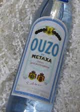 Spirits METAXA OUZO