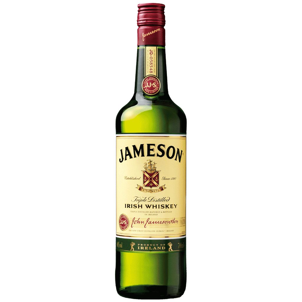 Spirits Jameson Irish Whiskey