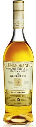 Spirits Glenmorangie Single Malt Scotch Nectar d'Or 12 Years Sauterne Cask Finish