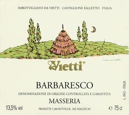 Wine Vietti Barbaresco Masseria 2010