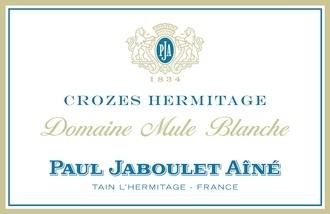 Wine Paul Jaboulet AIne Crozes Hermitage Domaine Mule Blanche 2014
