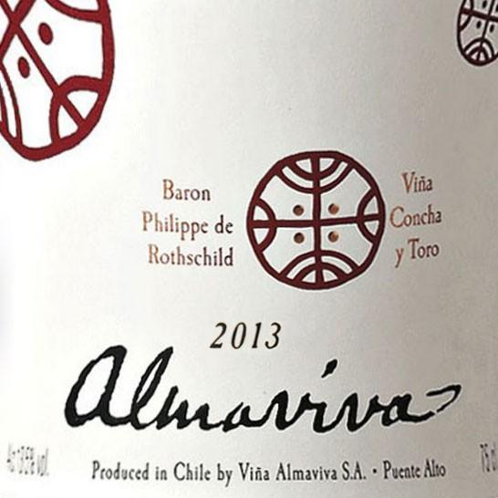Wine Vina Almaviva Puente Alto Almaviva 2013