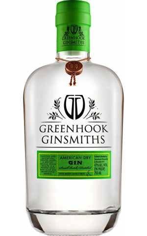 Spirits Greenhook Ginsmiths American Dry Gin