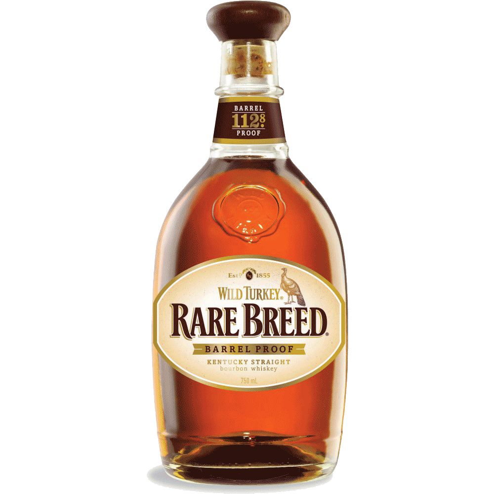 Spirits Wild Turkey Rare Breed Bourbon Barrel Proof 112.8
