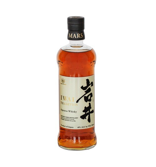 Spirits Iwai Tradition Japanese Whisky