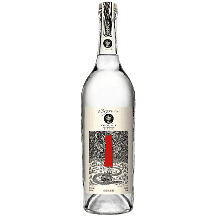 Spirits 123 Organic #1 Blanco Tequila