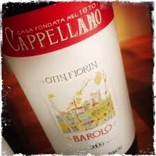 Wine Cappellano Barolo Pie Rupestris 2011