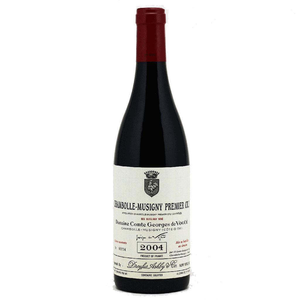 Wine Comte de Vogue Musigny VV Grand Cru 2004