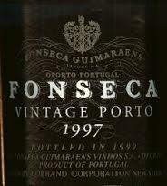 Wine Fonseca Port 1997