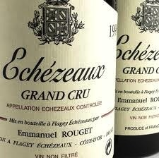 Wine Emmanuel Rouget Grand Cru Echezeaux 2013