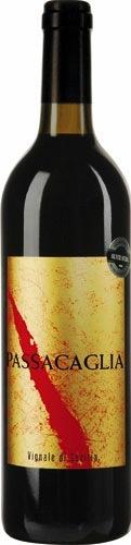Wine VIgnale di Cecilia, Passsacaglia 2011
