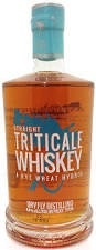 Spirits Dry Fly Distilling Straight Triticale Whiskey Rye Wheat Hybrid