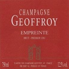 Sparkling Geoffroy Champagne Brut Empreinte 2008