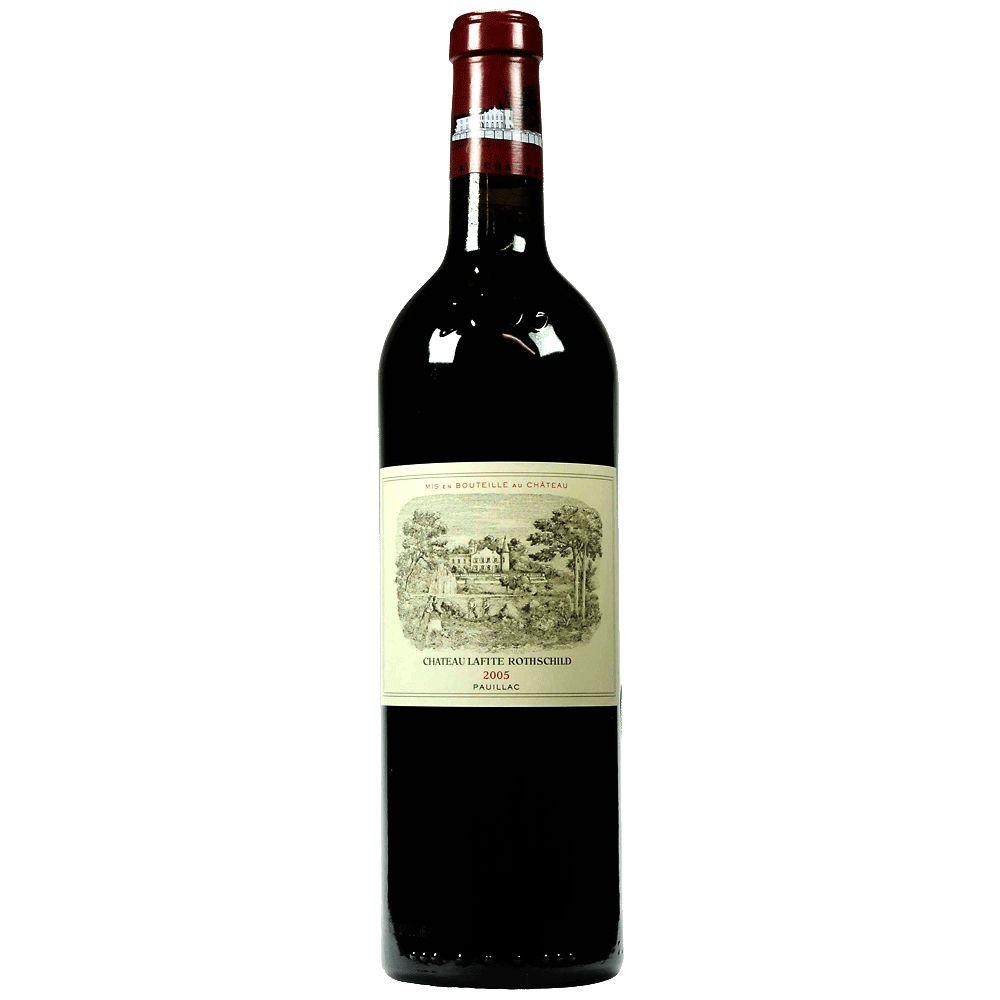 Wine Ch. Lafite Rothschild 2005