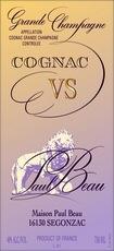 Spirits PAUL BEAU VS COGNAC GRANDE CHAMPAGNE