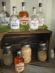 Spirits Lake George Distilling Red Rock Rye 375ml