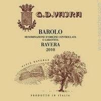 Wine Vajra Barolo Ravera 2012