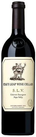 Wine Stags Leap Wine Cellars SLV Cabernet Sauvignon Napa Valley 2013
