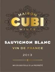 Wine Maison Cubi Sauvignon Blanc 2016 3L in a Box