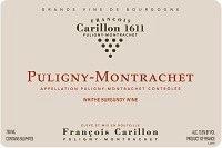Wine Francois Carillon Puligny Montrachet 2014