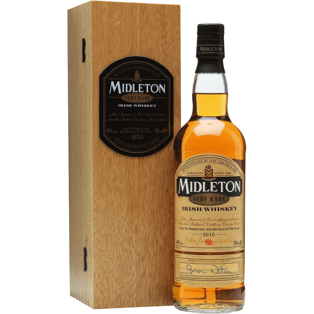 Spirits Midleton Very Rare Irish Whiskey OWC 2015