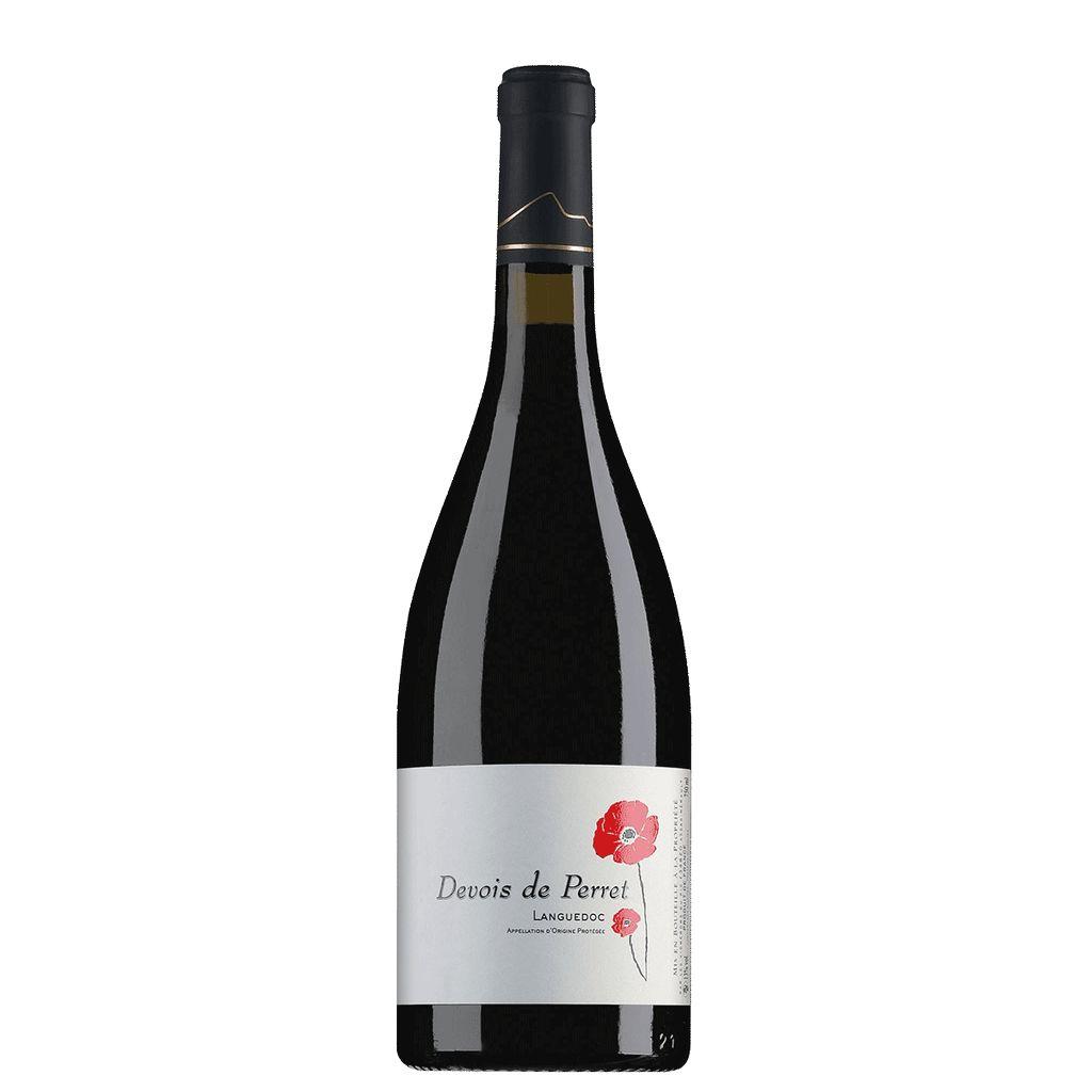 Wine Devois de Perret Coteaux du Languedoc 2016