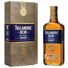 Spirits Tullamore Dew Irish Whiskey Phoenix Limited Edition