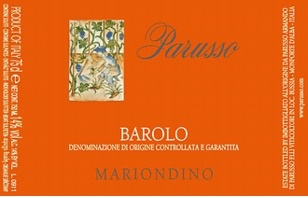 Wine Parusso Barolo Mariondino 2012