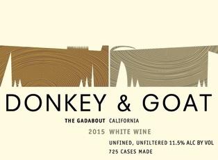 Wine Donkey & Goat The Gadabout 2015