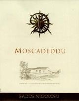 Wine DETTORI MOSCADDEDU BIANCO DA UVE SURMATURE 2006