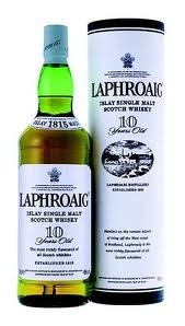 Spirits Laphroaig 10 Year Islay Scotch