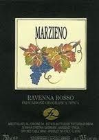Wine ZERBINA MARZIENO RAVENNA ROSSO 1995 1.5L