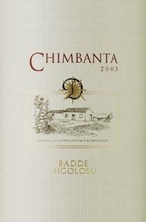 Wine DETTORI CHIMBANTA ROMANGIA 2005 (OC) 1.5L