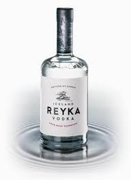 Spirits Reyka Vodka