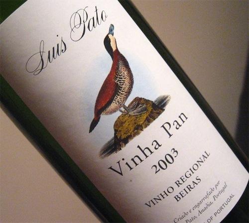 Wine Luis Pato Vinha Pan 1995