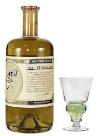 Spirits St. George Absinthe Verte 200ML