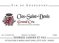 Wine Georges Lignier Clos Saint Denis Grand Cru 2012