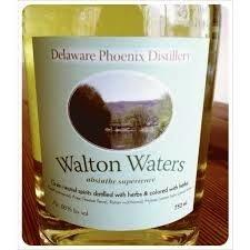 Spirits Delaware Phoenix Distillery Walton Waters Absinthe