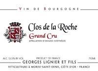 Wine Georges Lignier Clos de la Roche Grand Cru 2012