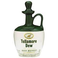 Spirits TULLAMORE DEW IRISH WHISKEY CROCK