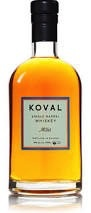 Spirits Koval Single Barrel Whiskey Millet 80°